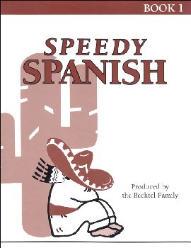 Speedy Spanish Book 1 ONLY