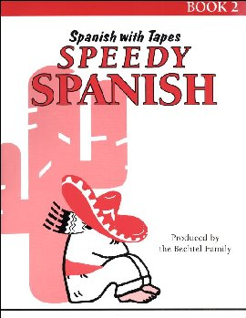 Speedy Spanish Book 2 ONLY