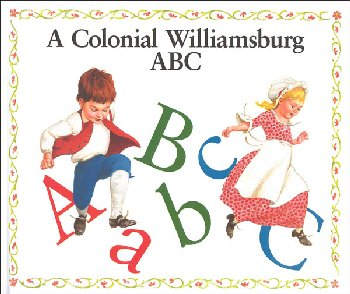 Colonial Williamsburg ABC