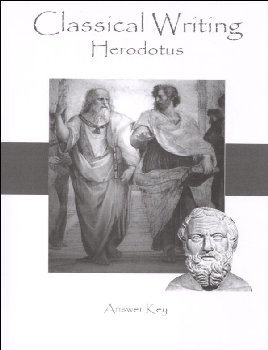 Classical Writing: Herodotus Answer Key