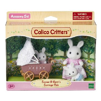 Connor & Kerri's Carriage Ride (Calico Critters)