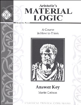 Material Logic, Book I Answer Key