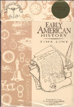 Early American History Timeline 2-student kit