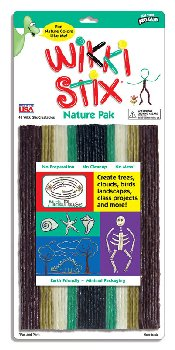 Nature Pak Wikki Stix - Package of 48