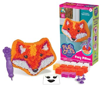 PlushCraft Foxy Pillow
