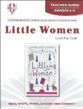 Little Women Teacher Guide