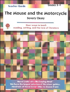 Mouse and the Motorcycle Teacher Guide