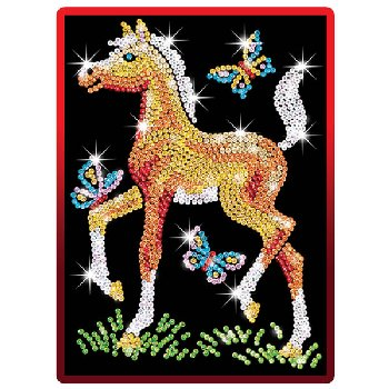 Sequin Art Red Freya Foal