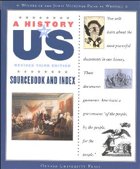History of US Sourcebook and Index 3rd Edition Revised