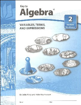 Key to Algebra Book 2: Variables, Terms, and Expressions