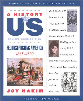 Reconstructing America 3rd Edition Revised (Vol. 7)