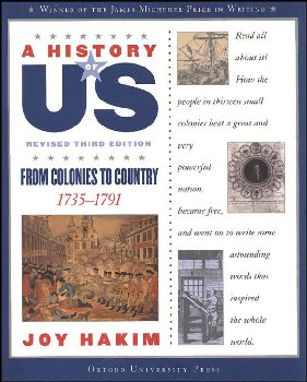 From Colonies to Country 3rd Edition Revised (Vol. 3)