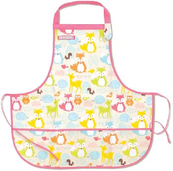 Fox & Woodland Animals Fun Time Apron