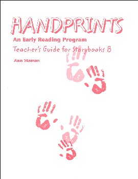 Handprints Storybooks B Teacher Guide