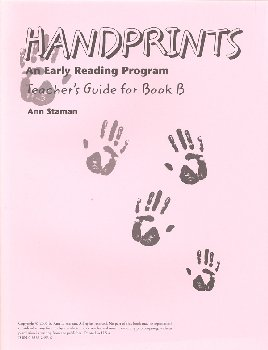 Handprints Book B Teacher Guide