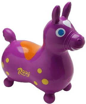 Rody Horse - Purple