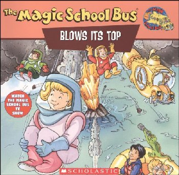Magic School Bus Blows Its Top