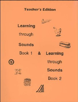 Learning Through Sounds Teacher's Manual