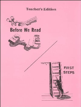 Before We Read & First Steps Teacher's Manual