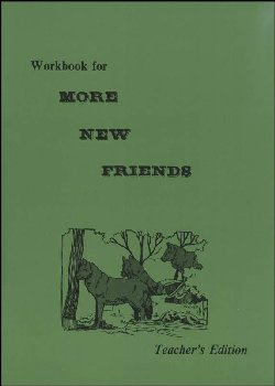 More New Friends Workbook Teacher's Edition