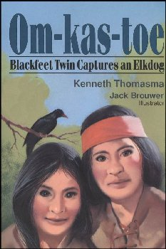 Om Kas Toe: Blackfoot Twin Captures an Elkdog