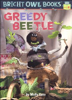 Greedy Beetle: Long Vowel e (Bright Owl Book)