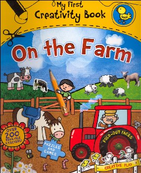 My First Creativity Book: On the Farm