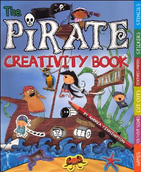 Pirate Creativity Book