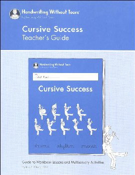 Cursive Success Teacher's Guide