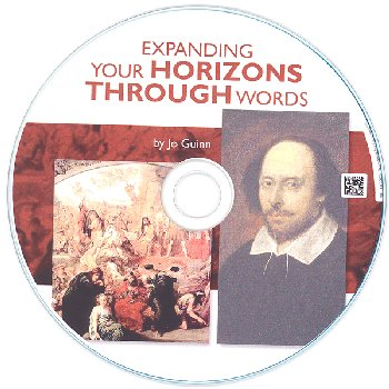 Expanding Your Horizons Through Words CD