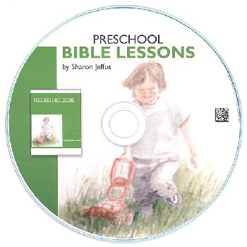 Preschool Bible Lessons CD