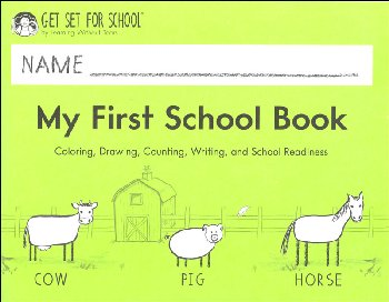 My First School Book