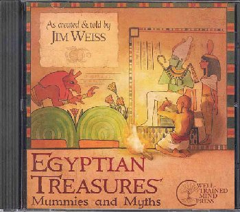 Egyptian Treasures: Mummies and Myths CD
