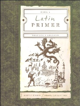 Latin Primer 2: Teacher Book 4ED