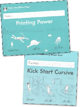 Printing Power Plus Workbook Set