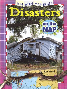 Disasters on the Map (Fun with Map Skills)