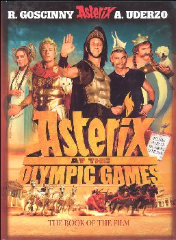 Asterix At The Olympic Games: The Book of the Film