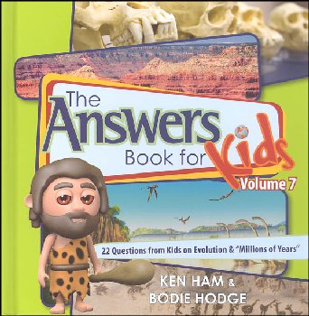Answers Book for Kids Volume 7