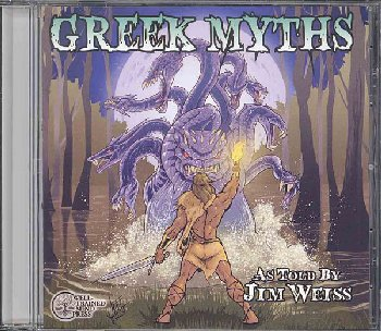 Greek Myths CD