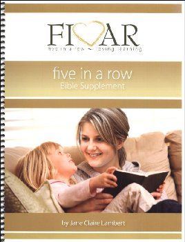 Five in a Row Christian Supplement