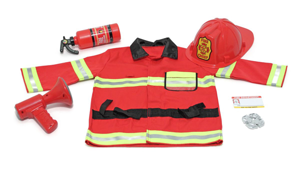 Fire Chief (Role Play Set)