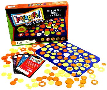 Pajaggle! Board Game