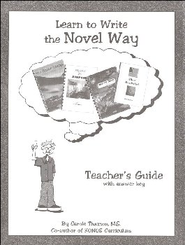 Learn to Write the Novel Way Teacher Guide