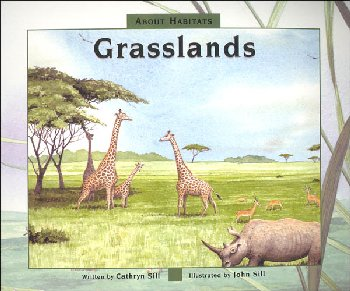 About Habitats: Grasslands