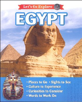 Egypt (Let's Go Explore Series)