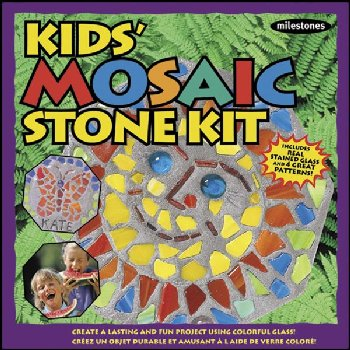 Kid's Mosaic Stone Kit