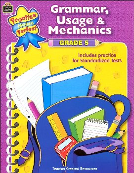Grammar, Usage and Mechanics Grade 5 (PMP)