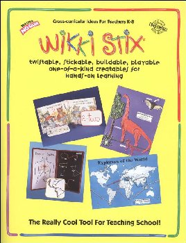 Wikki Stix One-of-a-kind Creatables Manual