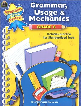 Grammar, Usage and Mechanics Grade 6 (PMP)