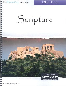 Scripture Character Writing Worksheets Getty Dubay Italic Basic Print